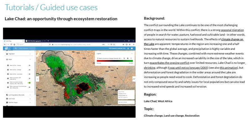 Tutoriales Google Earth Engine