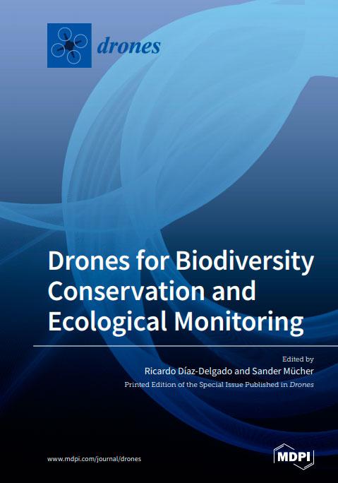 Drones para la biodiversidad y el monitoreo del medio ambiente