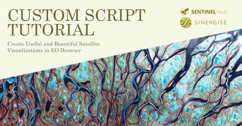 Manual de scripts para imágenes satélite