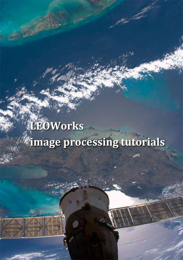 Manual de LEOWorks para análisis de imágenes satélite