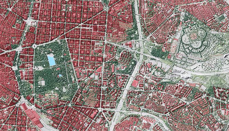 Descargar mapa de datos LiDAR