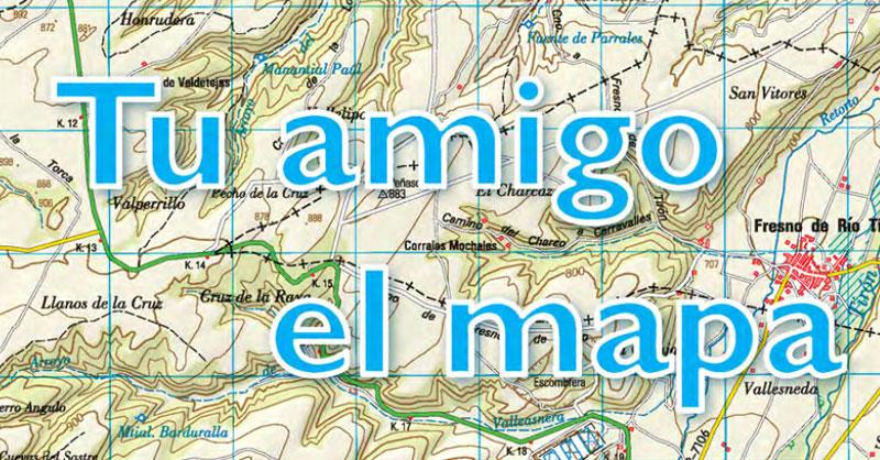 Libro tu amigo el mapa