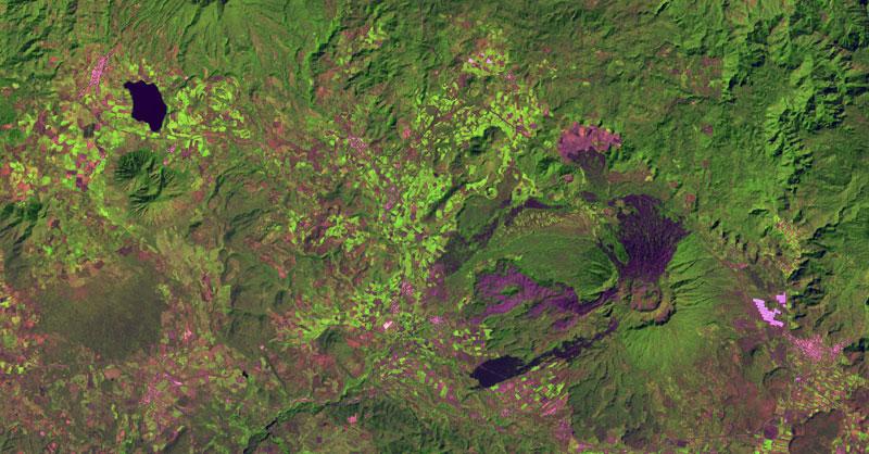 Todo lo que deberías saber sobre imágenes Landsat
