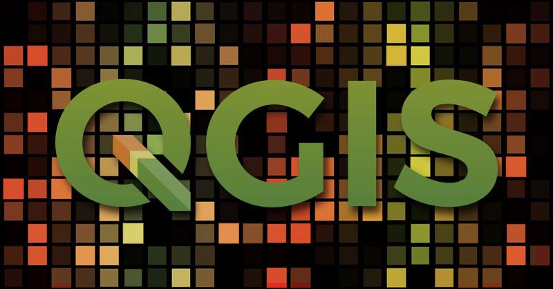 Cálculo de número de píxels por clase para obtener superficies en QGIS