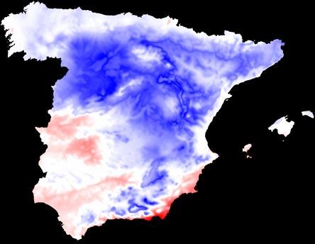 Mapas de cambio climático con Maxent
