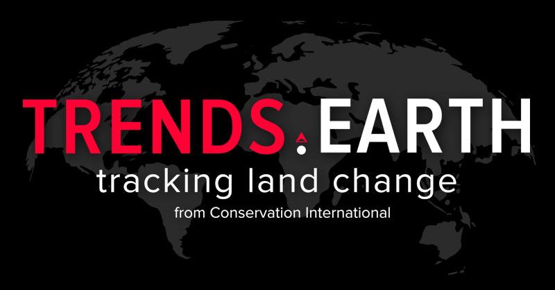 Trends Earth para descarga de datos de Google Earth Engine
