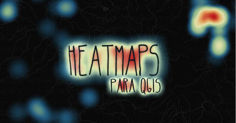 Heatmaps para mapas de biodiversidad y hotspots