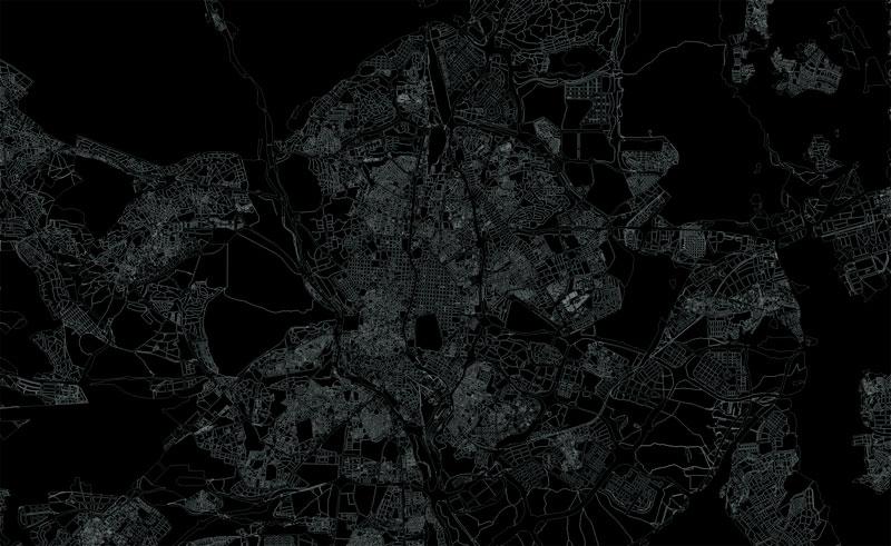 Mapas base para QGIS